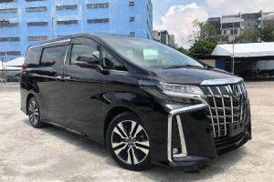 Sewa Alphard Semarang | Harga 100% Termurah Tersedia Alphard Transformer