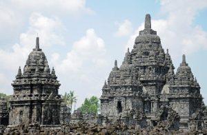 Sejarah Singkat Candi Sewu | Bangunan Candi Budha di Area Prambanan