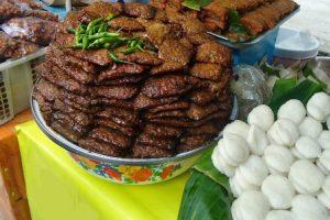 Jadah Tempe Mbah Carik | Sajian Kuliner Khas Kaliurang Yogyakarta