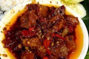 Oseng-Oseng Mercon Bu Narti | Kuliner Pedas Khas Kota Yogyakarta