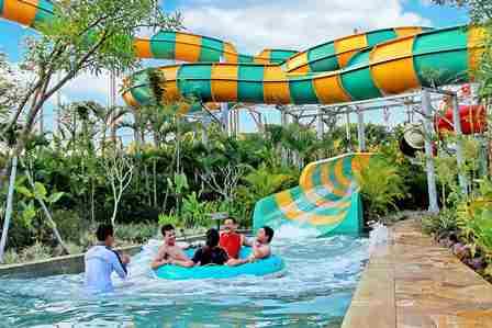 jogja bay waterpark, jogja bay