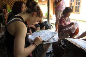 Asyiknya Berkunjung & Belajar Membatik di Kampung Giriloyo, Bantul, Yogyakarta