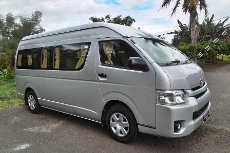 sewa hiace tegal, rental hiace tegal