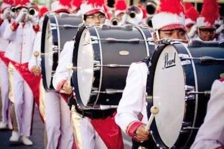 pengrajin drumband jogja