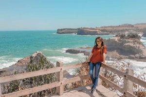 Keindahan Pantai Klayar di Pacitan Jatim | Travel Yogyakarta ke Pacitan