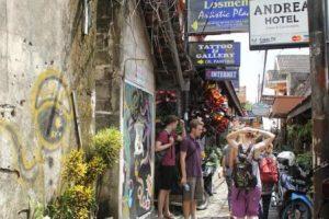 Sosrowijayan, Kampung Terfavorit Wisatawan Asing Yang Datang ke Yogyakarta