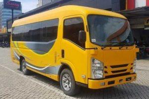 Sewa ELF Kulon Progo | Tersedia Kapasitas 10-20 Kursi Penumpang