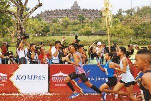 Borobudur Marathon 2020 Akan di Selenggarakan Pada 15 November 2020
