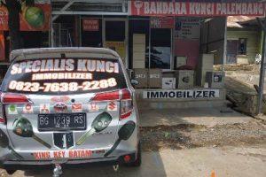 Ahli Kunci Palembang 24 Jam | Spesialis Kunci Mobil, Motor & Brankas