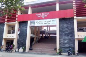 Pasar Tradisional di Bantul | Daftar Nama & Alamat Pasar di Bantul, Yogyakarta