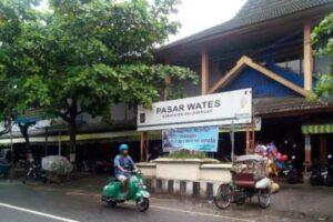 Pasar di Kulon Progo | Daftar Nama & Alamat Pasar di Kulon Progo