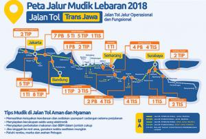 Tarif Tol Trans Jawa Terbaru | Biaya Tol Dari Merak Sampai Probolinggo