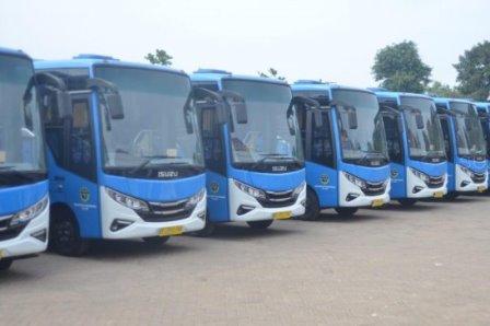 jenis transportasi umum di indonesia