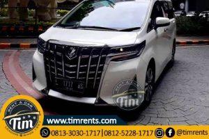 Sewa Mobil Alphard Surabaya Murah, Profesional dan Rekomended